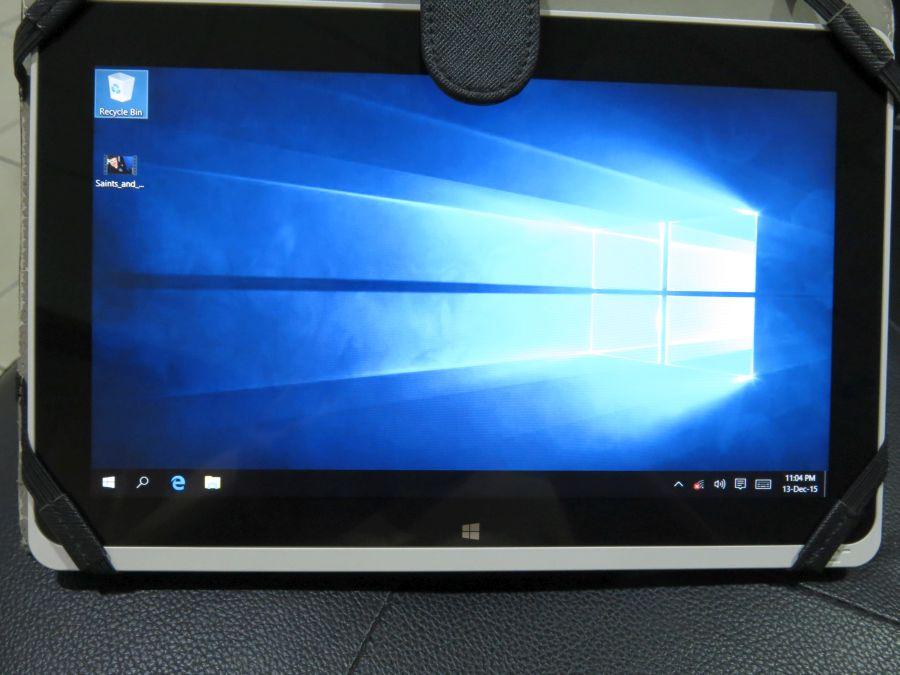 Acer Iconia W510 with Windows 10 - elf
